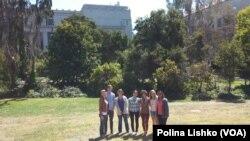 Polina Lishko Lab