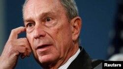 Bloomberg promueve una dura campaña para el control de armas en EE.UU., lo que podría haberle creado enemigos.