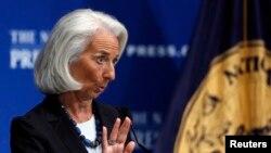 Tổng giám đốc IMF Christine Lagarde nói rằng các chính sách quốc nội của các nước đang phát triển phải vững mạnh mới có thể bảo vệ nền kinh tế của họ