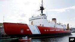 Ледокол береговой охраны США «Polar Star»