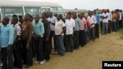 Tsoffin Yan Bindgar Niger Delta a layin karbar alawus