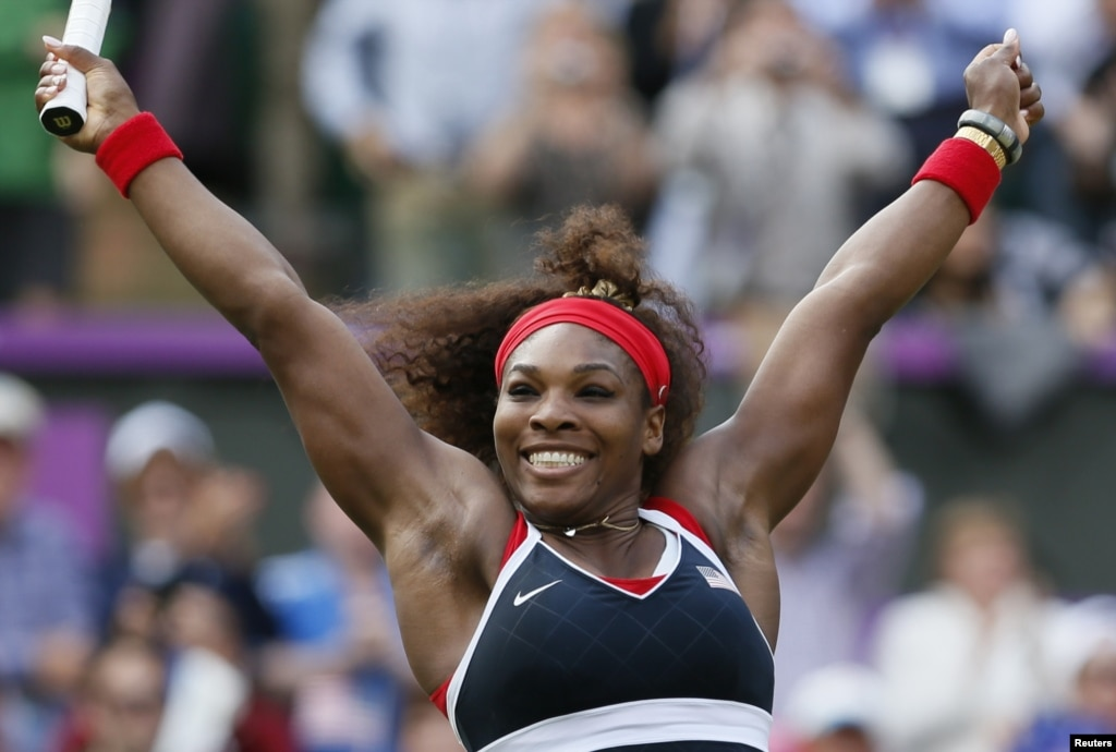 serena latin singles Serena williams overcame a late stutter to advance to her 10th wimbledon singles final with a 6-2, 6-4 victory over julia goerges.
