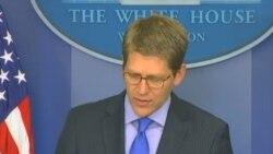 Casa Blanca habla sobre Siria
