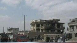 土耳其直升机在阿坠毁10人死