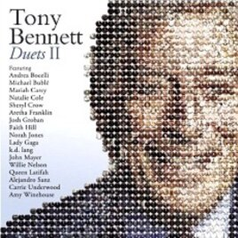 "Tony Bennett's ""Duets II"" CD"