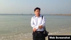 湖南維權律師謝陽(網絡圖片)