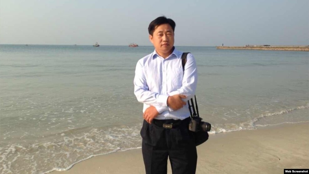 湖南维权律师谢阳(网络图片)