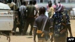 Nhiều người mang vũ khí ở vùng Abyei giàu dầu hỏa