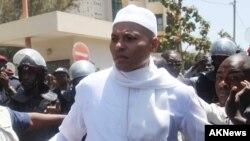 Karim Wade, fils et ancien ministre de l'ancien président sémégalais Abdoulaye Wade