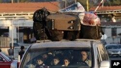 Na libanonsko-sirijskoj granici