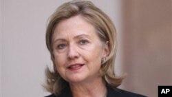 希拉里克林頓即將前往海地訪問。