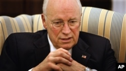Former US Vice President Dick Cheney (File)