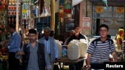 Dîmenek ji bajarê Dîyarbekirê