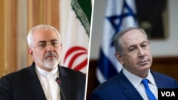 پیام های توئیتری دو مقام ایران و اسرائیل بی سابقه است