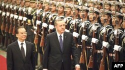 Turski premijer Redžep Tajip Erdogan u zvaničnoj poseti Kini