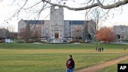 美国维吉尼亚理工大学校园