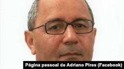 Adriano Pires, Major das FA na reforma