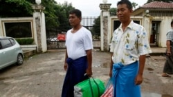 Burma's Political Prisoners To Be Freed