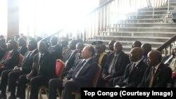 En images : l'hommage de la RDC au roi de la rumba