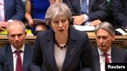 Firaministar Burtaniya Theresa May