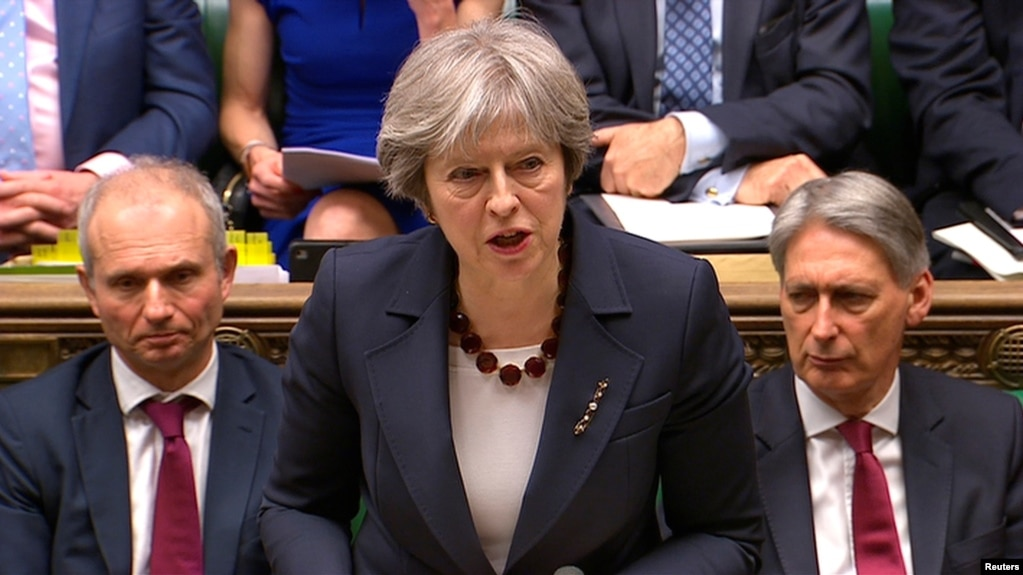 May's Brexit Deal Appears Doomed in House of Commons