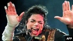 Майкл Джексон на концерте в Сингапуре, август 1993 года
