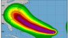 Florence se convierte en huracán, amenaza sudeste de EE.UU.