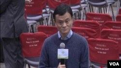阿里巴巴集團董事局主席馬雲
