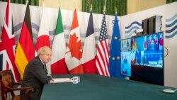 ျမန္မာစစ္အာဏာသိမ္းမႈကို G-7 ႏိုင္ငံေတြ တညီတၫြတ္ထဲ ကန္႔ကြက္