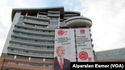 CHP Genel Merkezi, Ankara