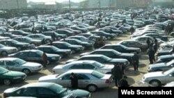 Minik avtomobilləri bazarı