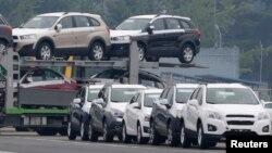 General Motors (GM), menarik kembali 2,7 juta unit kendaraan lagi untuk diperbaiki (foto: dok).