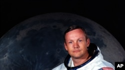 Astronaut Nil Armstrong
