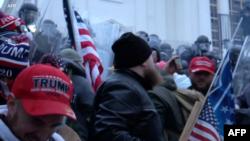 Napad na Capitol, 6. januar 2021.