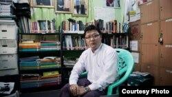 ဦးမ်ိဳးရန္ေနာင္သိန္း (ဓါတ္ပံု- U myo yan naung thein FB )