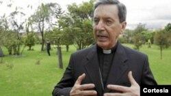 Monseñor Rubén Salazar es el presidente de la Conferencia Episcopal de Colombia