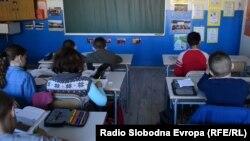 Učenici škole u Živinicama