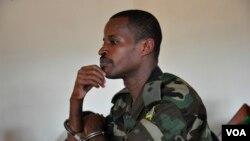 Lt. Joel Mutabazi