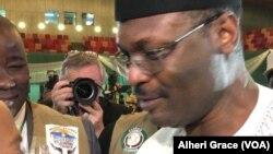 Shugaban hukumar INEC a Najeriya, Prof. Mahmoud Yakubu