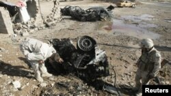 کرکوک همواره صحنه حملات و بمبگذاری است. 9 سپتامبر 2012