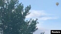 Vazdušni balon se odvojio od korpe koja je pala na ulicu