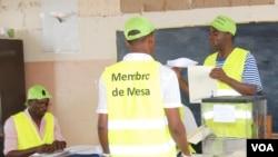 Eleições em São Tomé e Príncipe