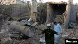 دھماکے متعدد گھروں کو بھی شدید نقصان پہنچا