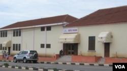 Hotel e restaurante Yolaka em Calandula