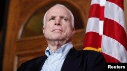 Thượng nghị sĩ Mỹ John McCain.