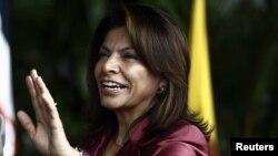 La presidenta de Costa Rica, Laura Chinchilla estará presente para inaugurar la jornada.