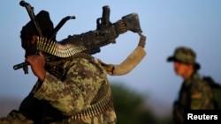 عملیات کماندوهای افغان برضد داعش در ننگرهار جریان دارد