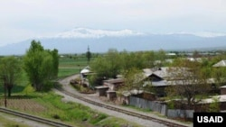 USAID land reform project in Tajikistan