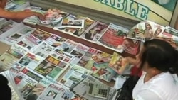 Private Burmese Dailies to Publish Amid Outcry