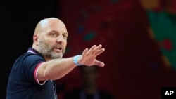 Čeka nas utakmica za prestiž, za ponos, sportski rat: Aleksandar Đorđević